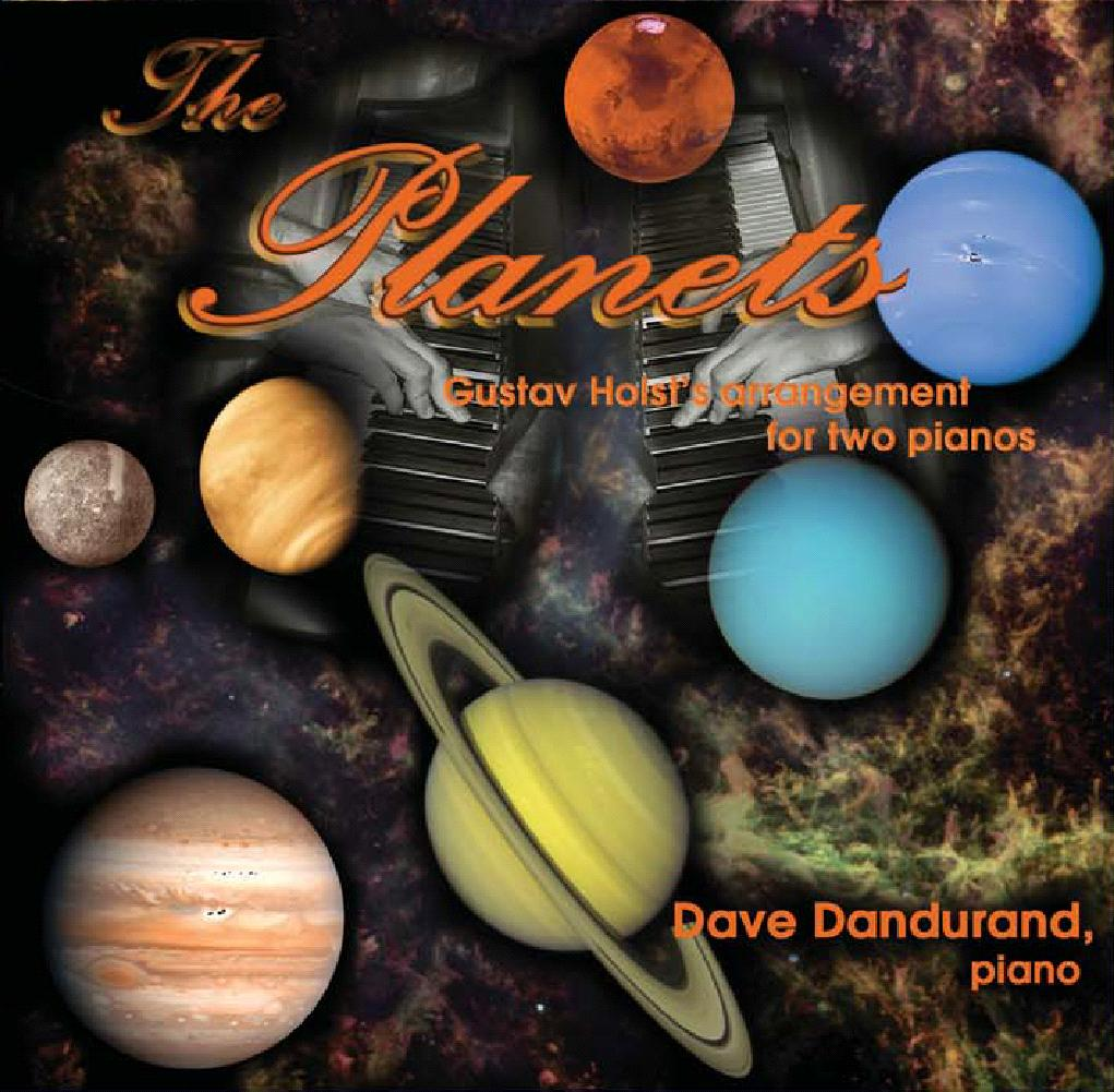 Gustav Holst ; Los Angeles Philharmonic Orchestra The Planets
