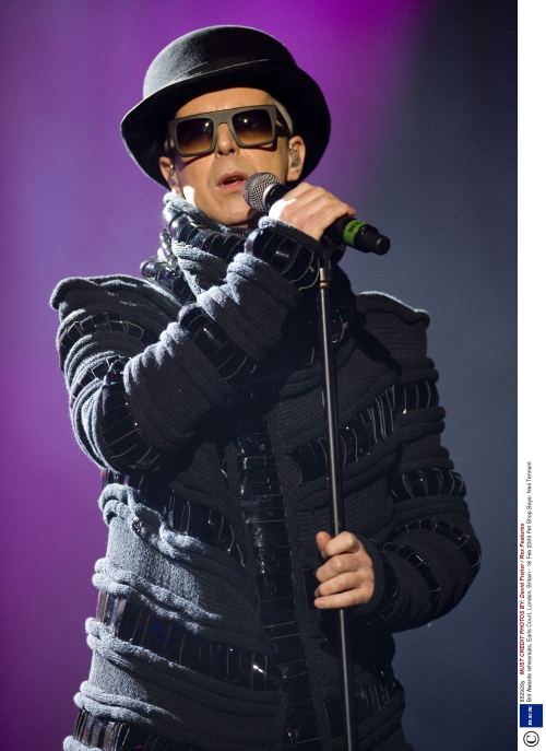 Brit Awards rehearsals, Earls Court, London, Britain - 18 Feb 2009