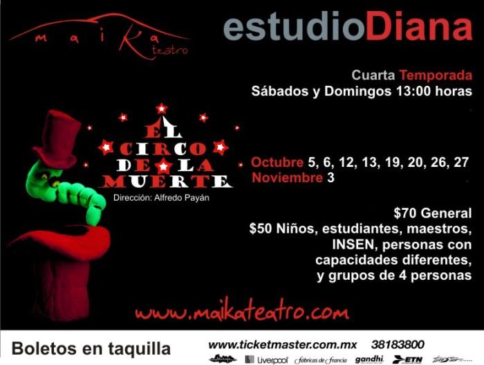 Banner Redes Sociales El Circo de la Muerte