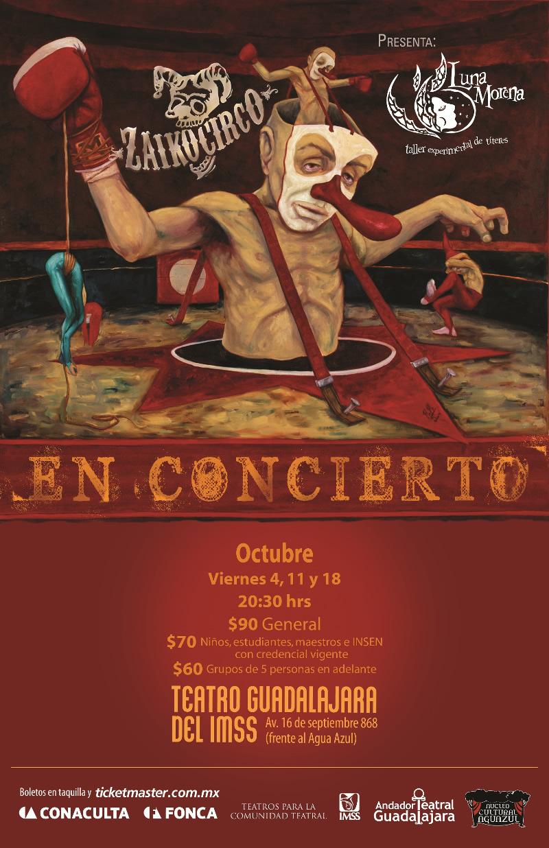 CARTELzaicocirco en concierto-01COPIA