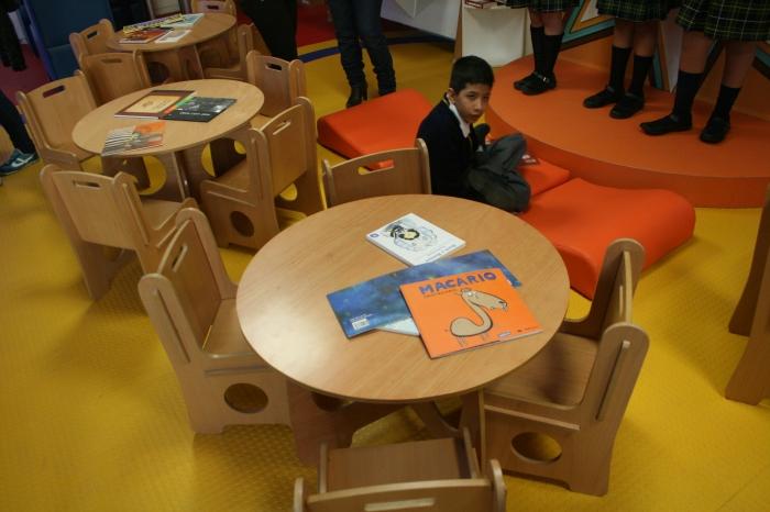 20140312 Centro de Lectura y Formación