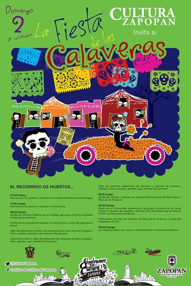 Calaveras Zapopan