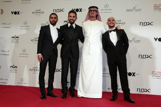 Fahad_Alboutairi,_Khaled_Abolnaga,_Ali_Mostafa_(Director__FROM_A_TO_B_),_Shadi_Alfons_