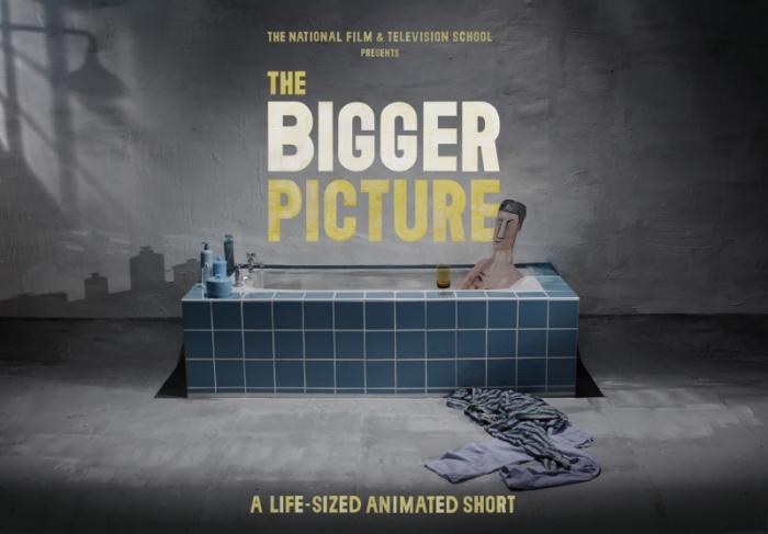The Bigger Picture Film Poster 2 web