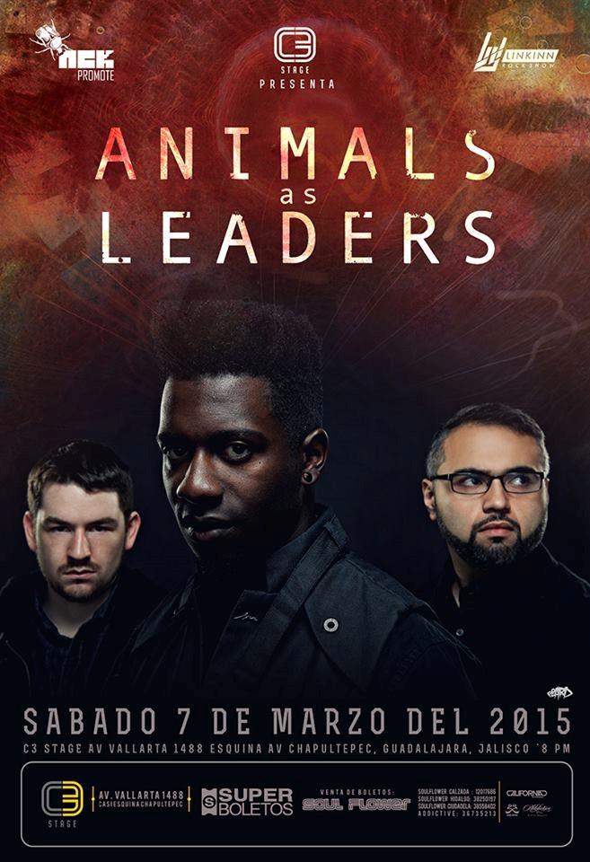 AnimalsAsLeaders