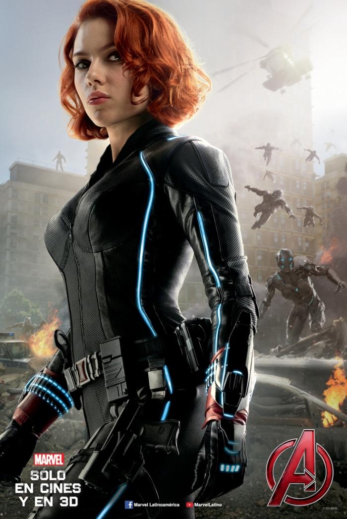 Character Banner - Black Widow