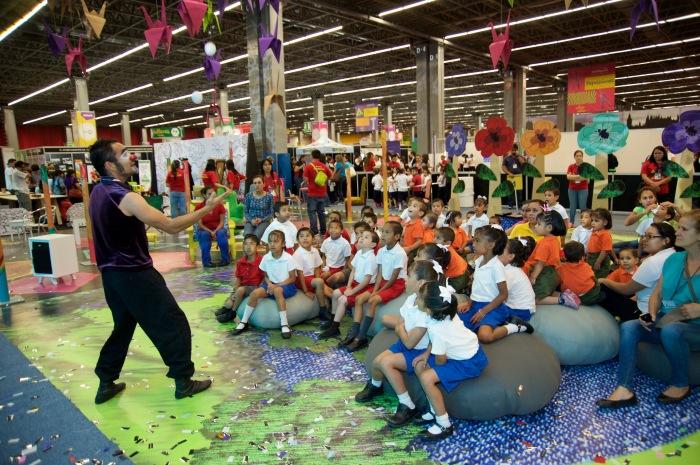 2015.05.20 Expo Guadalajara, Inauguración Papirolas Foto:©Sergio Garibay
