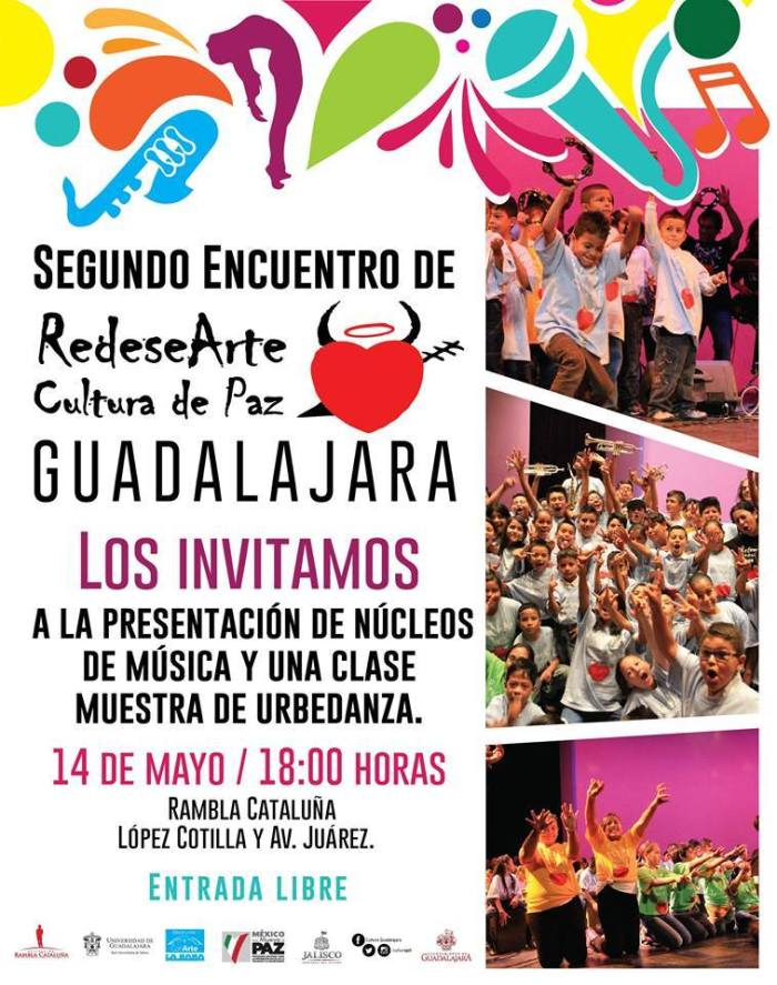 Invitación Redesearte