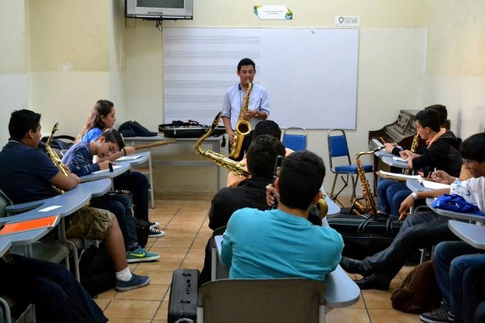 Campamento Jazz (1)