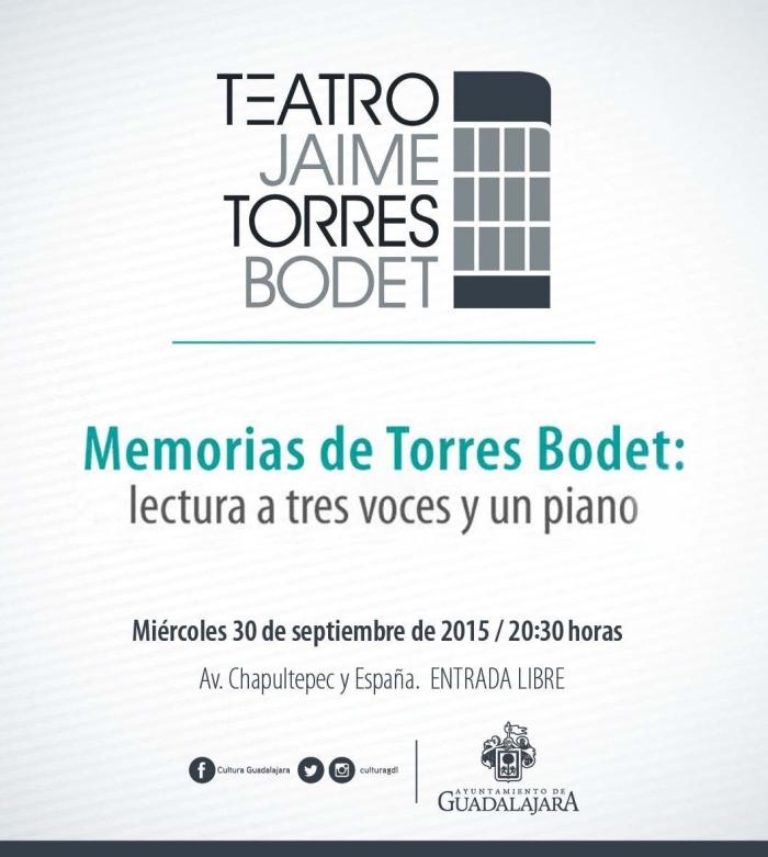 MEMORIAS DE TORRES BODET