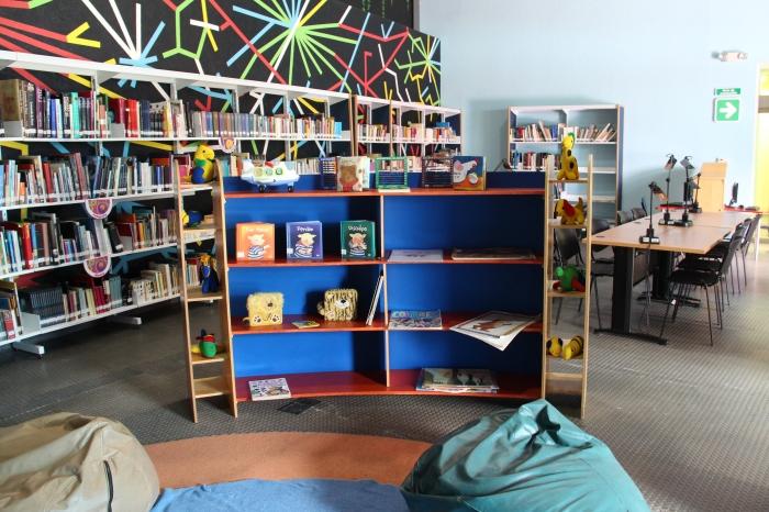 Biblioteca Trompo Mágico