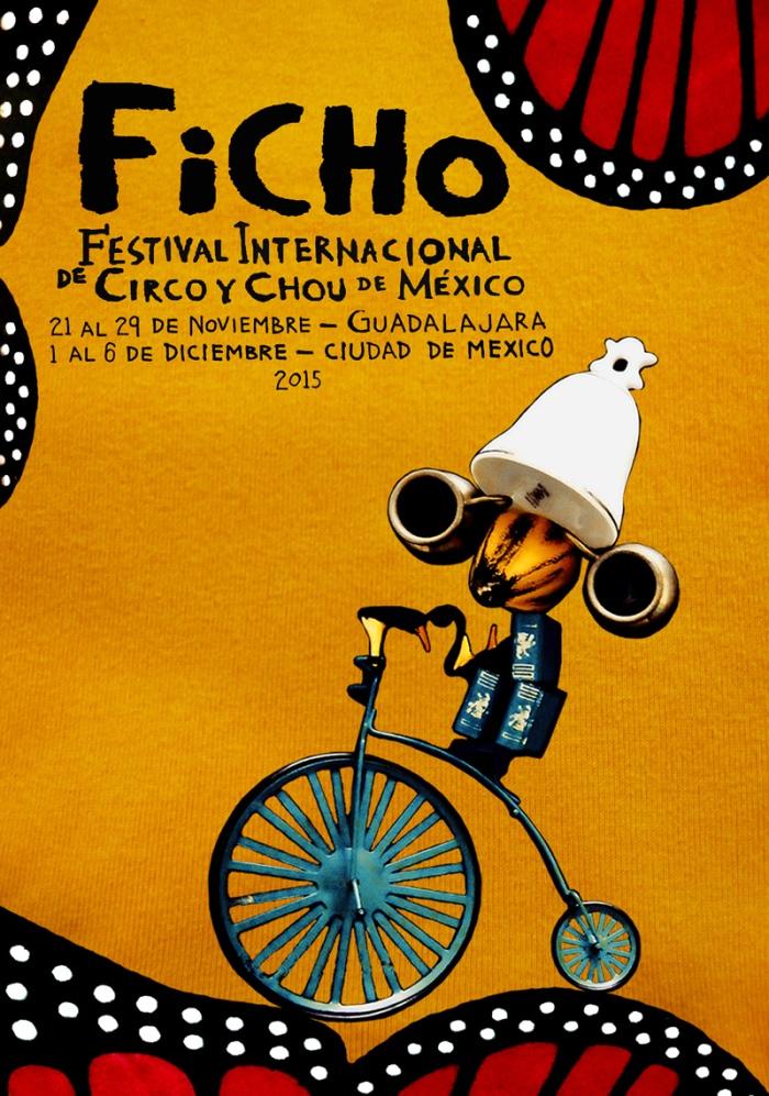 México-gdl poster ficho 2015