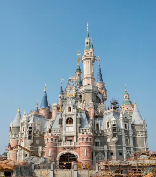 Press Photo - Castle