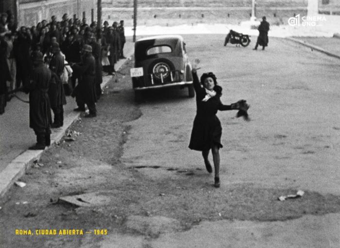 Imágenes Colección Rossellini / Fotos / Derechos de distribución en México: Cineteca Nacional.